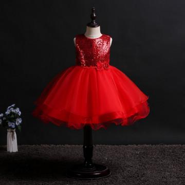 """Платье """"Роза"""" красное"""