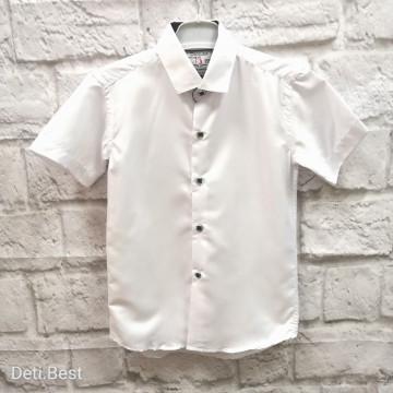 """Рубашка """"Dalmine"""" белая"""