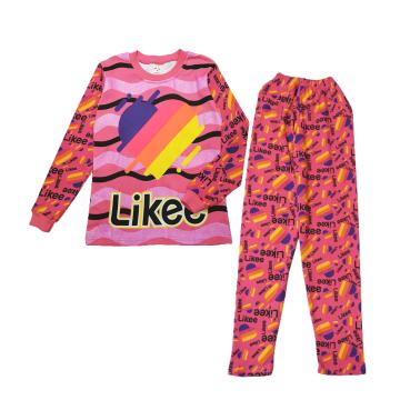 """Пижама """"Like"""" розовая"""