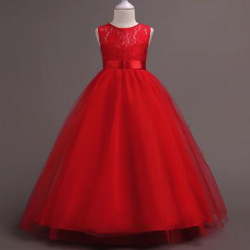 """Платье """"Элегия"""" красное"""