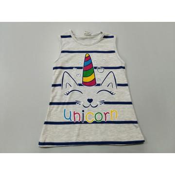 "Сарафан ""Unicorn"" серый"