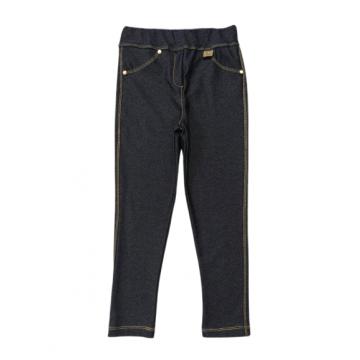 """Лосины """" Jeans 1691"""" темно-синие"""