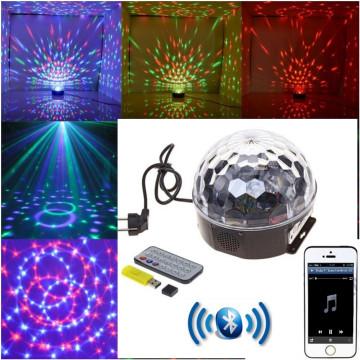 Диско-шар Magic Ball с Bluetooth