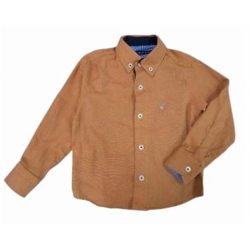 """Рубашка """"GANT"""" песочная"""