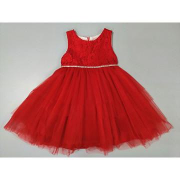 Платье Eray Kids 4050 красное