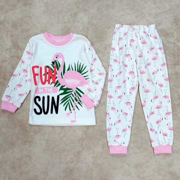 "Пижама ""Фламинго"""