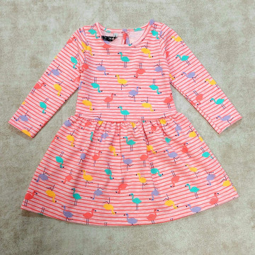 "Платье ""Фламинго"""