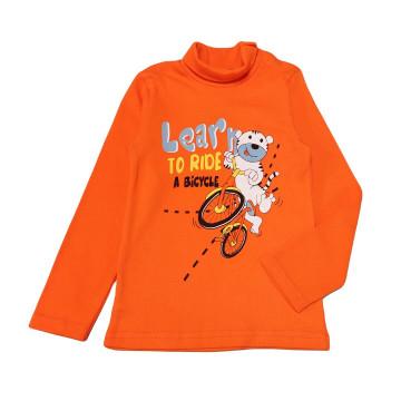 "Водолазка ""Ride"" оранжевая"