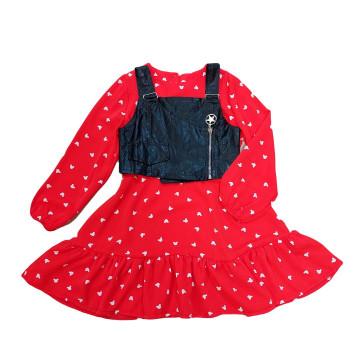 """Платье """"Алиса"""" красное"""
