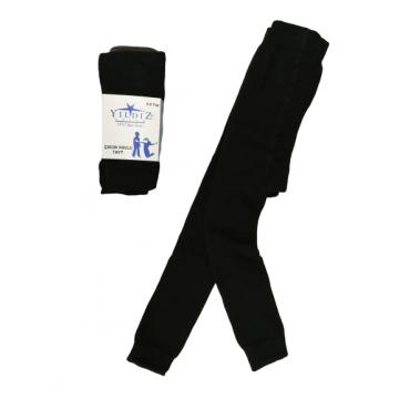 Рейтузы махровые Yildiz 5490 чёрные