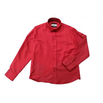 """Рубашка """"А"""" красная"""