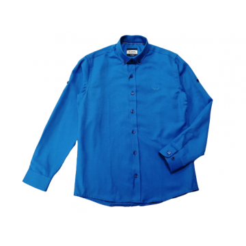 "Рубашка ""А"" синяя"