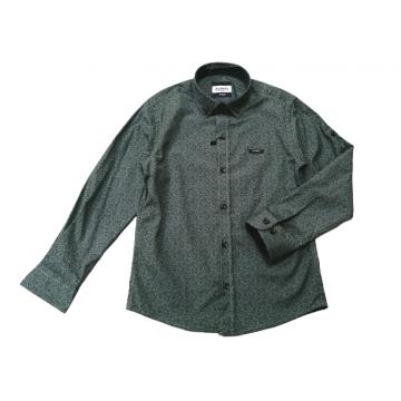"""Рубашка """"AW"""" зелёная"""