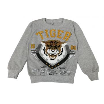 """Толстовка """"Tiger"""" серая"""