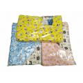 Набор трикотажных пеленок футер НП-03