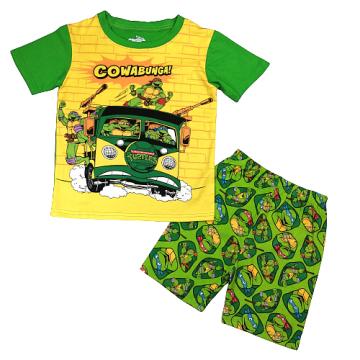 """Пижама """"Turtles"""" зелёная"""
