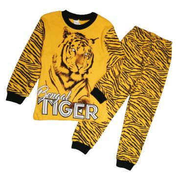 "Пижама ""Тигр"" желтая"