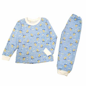 "Пижама ""Baby dog У2380"" голубая"