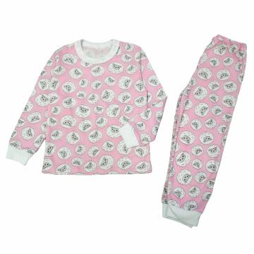 """Пижама """"Овечки У2380"""" розовая"""