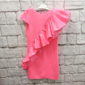 "Платье ""Podium"" розовое"