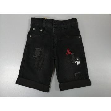 """Шорты джинсовые """"Bicirik 2454"""" черные"""