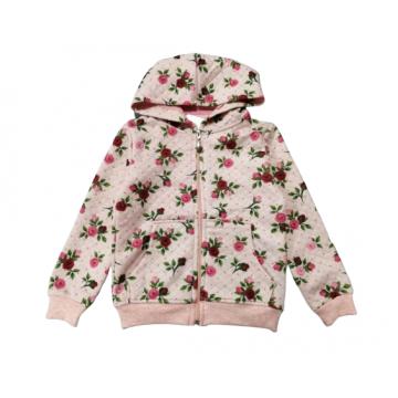 """Кофта """"Розы 73606"""" розовая"""