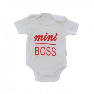 "Боди Bebio baby 3020 ""Mini Boss"""