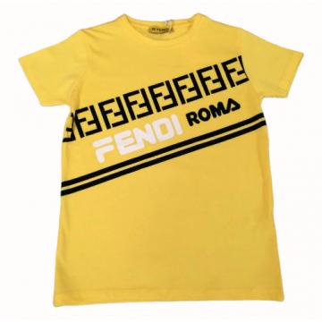 "Футболка ""ROMA"" желтая"