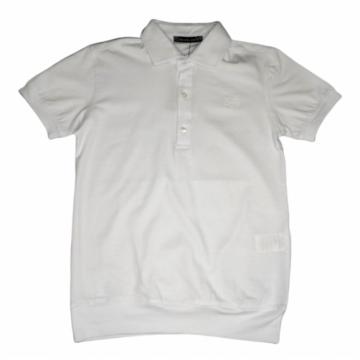 """Рубашка-поло """"Blueland 9203"""" белая"""