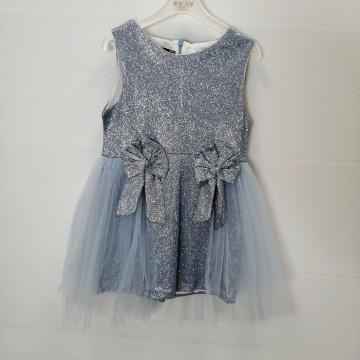 Платье Eray Kids 9091 голубое
