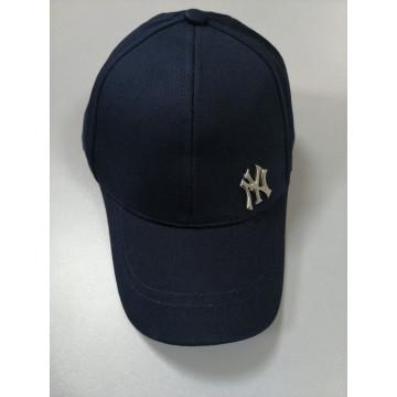 "Бейсболка ""NY"" темно-синяя"