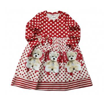 """Платье """"Медвежата 4314"""""""