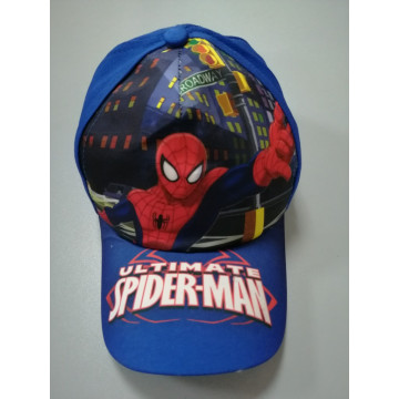 "Бейсболка ""Spider-Man"" синяя"