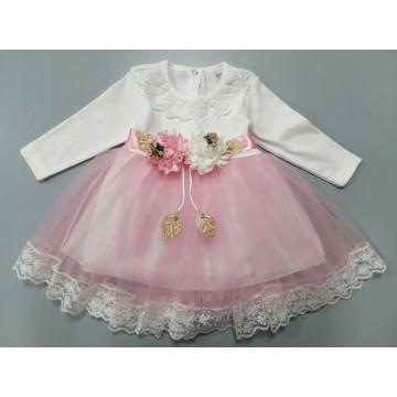 """Платье """"Астры"""" розовое"""