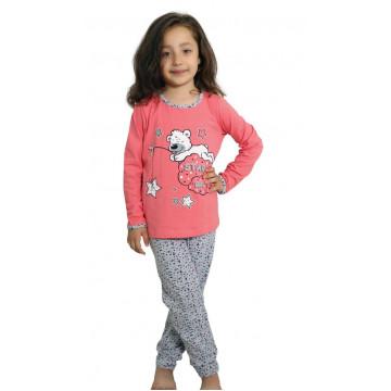 Пижама 8835 размеры 6-9