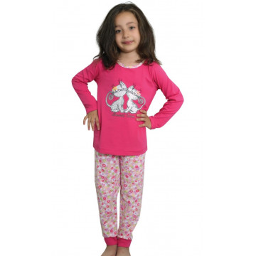 Пижама 4953 размеры 6-9