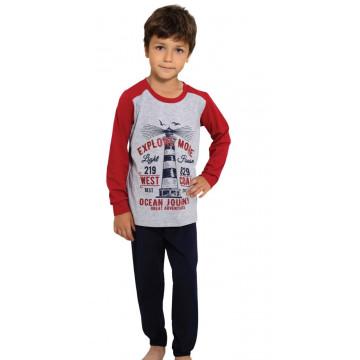 Пижама 9046 размеры 2-5