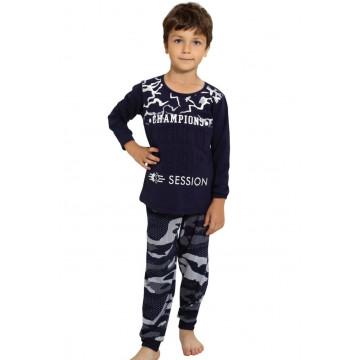 Пижама 9007 размеры 6-9