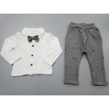 "Костюм ""Джентльмен"" серые штаны"