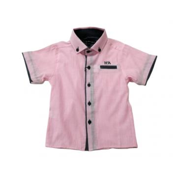 "Рубашка ""Н'А"" розовая"